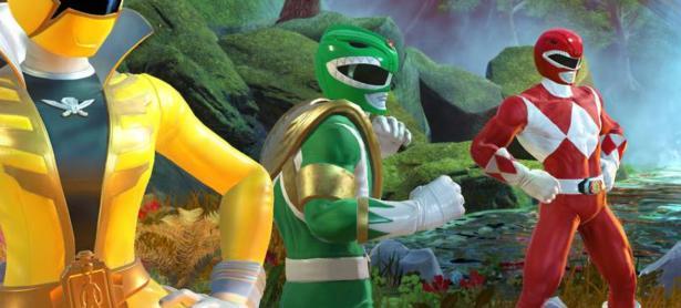 El más reciente juego de <em>Power Rangers</em> será un esport