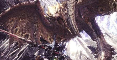 <em>Monster Hunter World</em> ya distribuyó 15 millones de copias