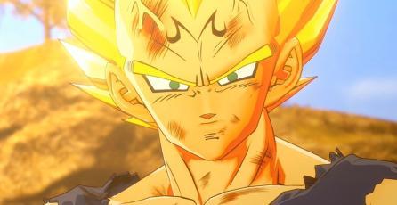 Vegeta acepta que Goku es el mejor en el nuevo trailer de<em> Dragon Ball Z: Kakarot</em>