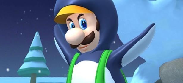 ¡Ya inició la nueva temporada gélida en <em>Mario Kart Tour</em>!