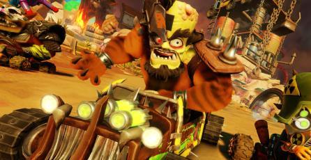 Este temible personaje será el nuevo conductor en <em>Crash Team Racing Nitro-Fueled</em>