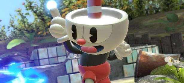 ¡<em>Super Smash Bros. Ultimate</em> recibirá contenido de <em>Cuphead</em>!