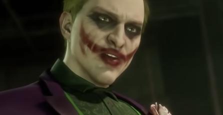 <em>Mortal Kombat 11</em>: Joker luce su alocado y violento estilo de pelea