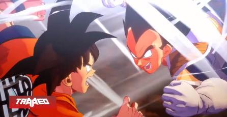 Dragon Ball Z: Kakarot estrena nostálgico trailer de lanzamiento