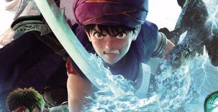 Ya sabemos cuando llegará <em>Dragon Quest: Your Story</em> a Netflix