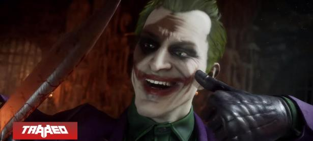 Joker llegará a Mortal Kombat 11 junto a skins de DC