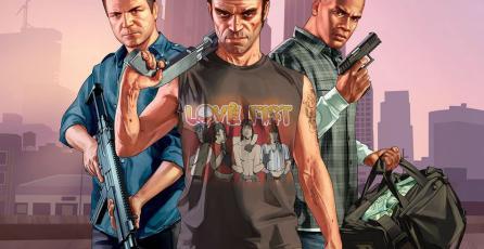 ¡<em>Grand Theft Auto V</em> es el juego más vendido de la década en EUA!
