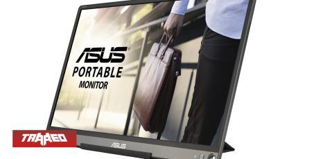 ASUS presenta una nueva línea de monitores profesionales y gaming en la CES 2020