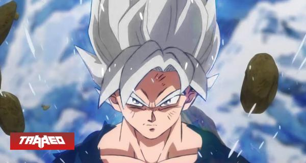 Filtran la primera imagen de Goku Ultra Instinto para Dragon Ball FighterZ