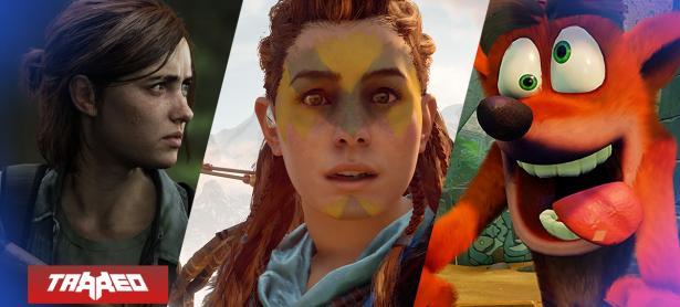 Crash Bandicoot, Horizon Zero Dawn 2 y TLOU: Los supuestos juegos de lanzamiento para PS5
