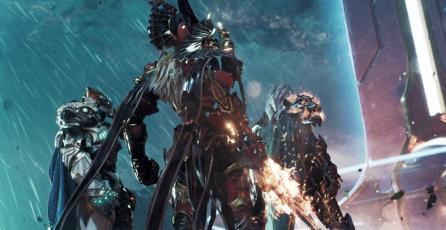 <em>Godfall</em>: así se verá uno de los primeros juegos para PlayStation 5
