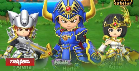 Dragon Quest of The Stars se estrenará gratis en Android y iOS tras exitoso paso por Japón