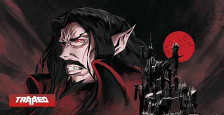 Muestran imagen promocional de la tercera temporada de Castlevania