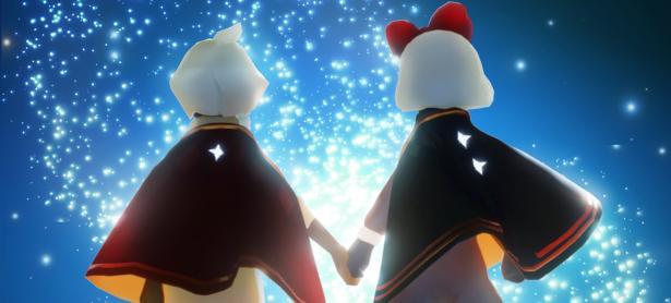 <em>Sky</em>, el nuevo juego de los creadores de <em>Journey</em>, tendrá cross-play en consolas