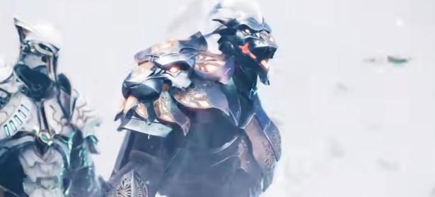 Sorpréndete con este gameplay filtrado de <em>Godfall</em>, título para PS5