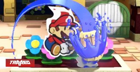Rumor: Nintendo estrenaría nuevo juego de Paper Mario este 2020