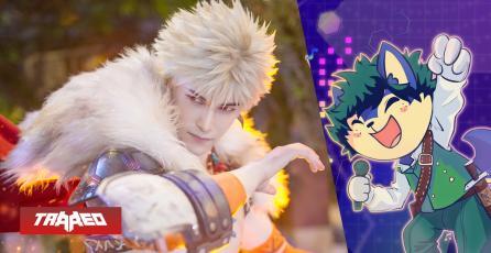 J-Night party: imperdible fiesta de cosplay se realizará el fin de semana