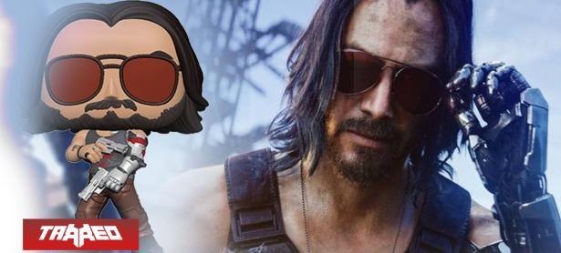 Breathtaking: Keanu Reeves tendrá su propio Funko Pop! de Cyberpunk 2077