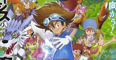¡Tai y Agumon volverán! El anime de <em>Digimon </em>tendrá un reboot