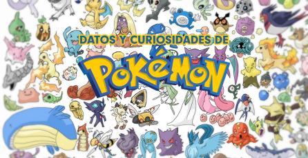 Datos y curiosidades alucinantes de Pokémon