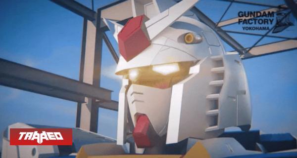 Estatua gigante de un Mobile Suit de Gundam será construida en Japón