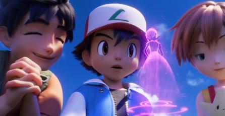 Remake de <em>Pokémon: Mewtwo contraataca</em> llegará a Netflix