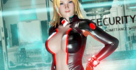 Este DLC viste a las chicas de <em>Dead or Alive 6</em> con reveladores trajes futuristas