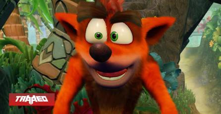 RUMOR: Crash Bandicoot sería el próximo DLC de Smash Bros. Ultimate