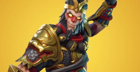 Así luce el nuevo héroe mítico y las armas dragón de <em>Fortnite</em>