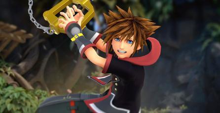 <em>Kingdom Hearts</em> tiene 2 nuevos equipos y uno de sus juegos llegará pronto