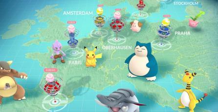 Niantic anuncia los primeros festivales de <em>Pokémon GO</em> que se celebrarán en 2020