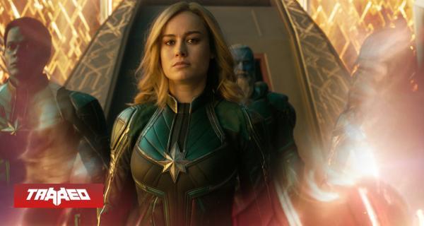 Marvel Studios comenzó oficialmente la producción de Capitana Marvel 2