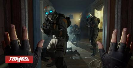 Half-Life: Alyx se podrá jugar sentado en VR y no será necesario que simules caminar