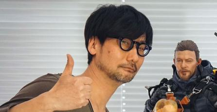"""Hideo Kojima trabajará en varios juegos y uno de ellos será """"grande"""""""