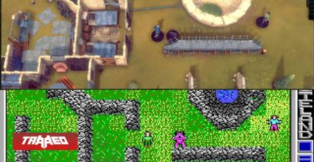 Wasteland Remastered llegará a PC, Xbox One y Xbox Game Pass el 25 de febrero
