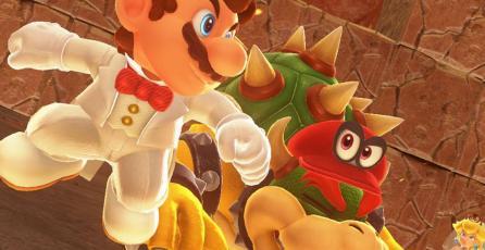 Este fue el primer encuentro entre las voces de Mario y Bowser