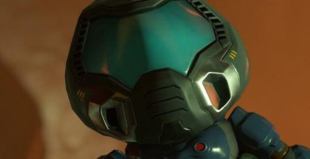Comentarios de id Software destruyen la esperanza de ver al Doomguy en <em>Smash</em>
