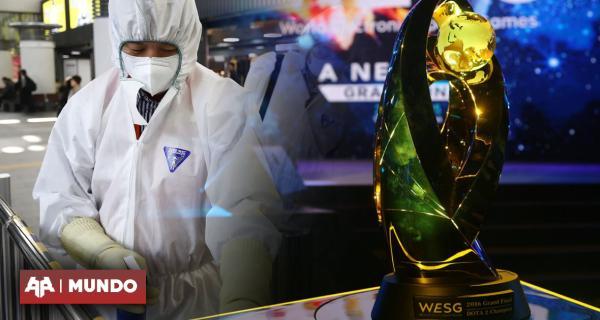 Brote de Coronavirus obliga a WESG a cancelar las finales de CS:GO en China