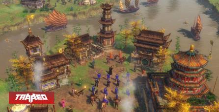 Age of Empires 3: Definitive Edition tendrá una beta a inicios de febrero