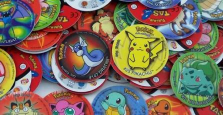 ¡Sorpresa! Los tazos de <em>Pokémon</em> están de regreso en México