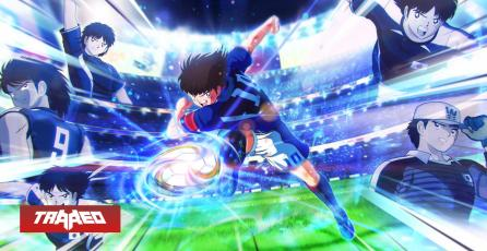 Estrenan los primeros gameplay de Captain Tsubasa: Rise of New Champions