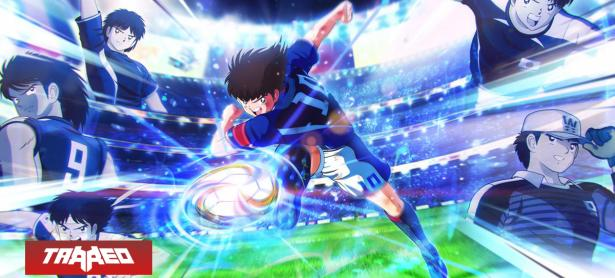 Estrenan los primeros gameplay de Captain Tsubasa: Rise of New Champions