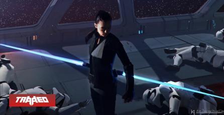 Confirman que las imágenes filtradas del Episodio IX de Star Wars son reales