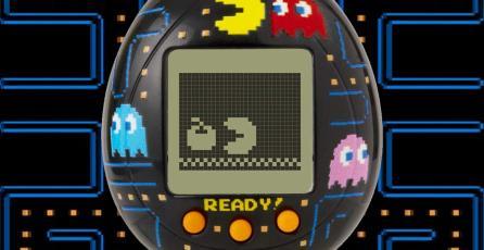 Anuncian un genial Tamagotchi edición especial de <em>Pac-Man</em>