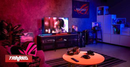 ASUS lanza nuevos monitores gaming con Display Stream Compression