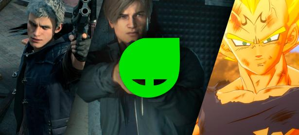 Llévate Devil May Cry 5, Resident Evil 2 y Dragon Ball Z: KAKAROT con hasta 68% de descuento