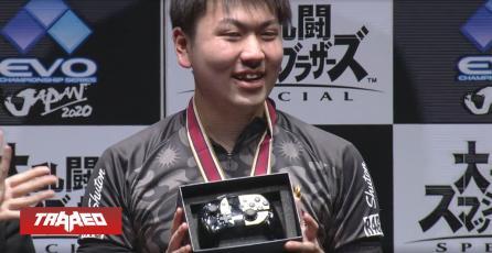 Smash Bros. sostuvo su premio en EVO Japón y solo regaló un Pro Controller