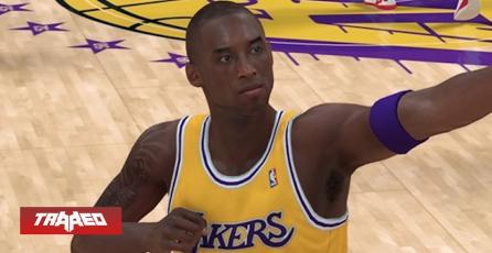 NBA 2K20 rinde tributo al fallecimiento de Kobe Bryant
