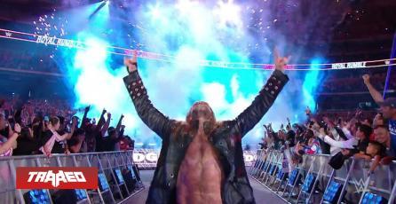 Lo que generó el retorno de Edge a la WWE