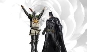 ¡Dark Souls, Batman y más!